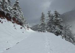 ΜΑΖΙ: Eπέστρεψαν τα χιόνια στα βουνά.. τον Καλαβρύτων (Φωτογραφίες)