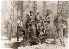 ΚΛΕΙΤΟΡΙΑ: Nεολαίοι της Κλειτορίας στην αρχή της Κατοχή της Ελλάδας 1941-1944